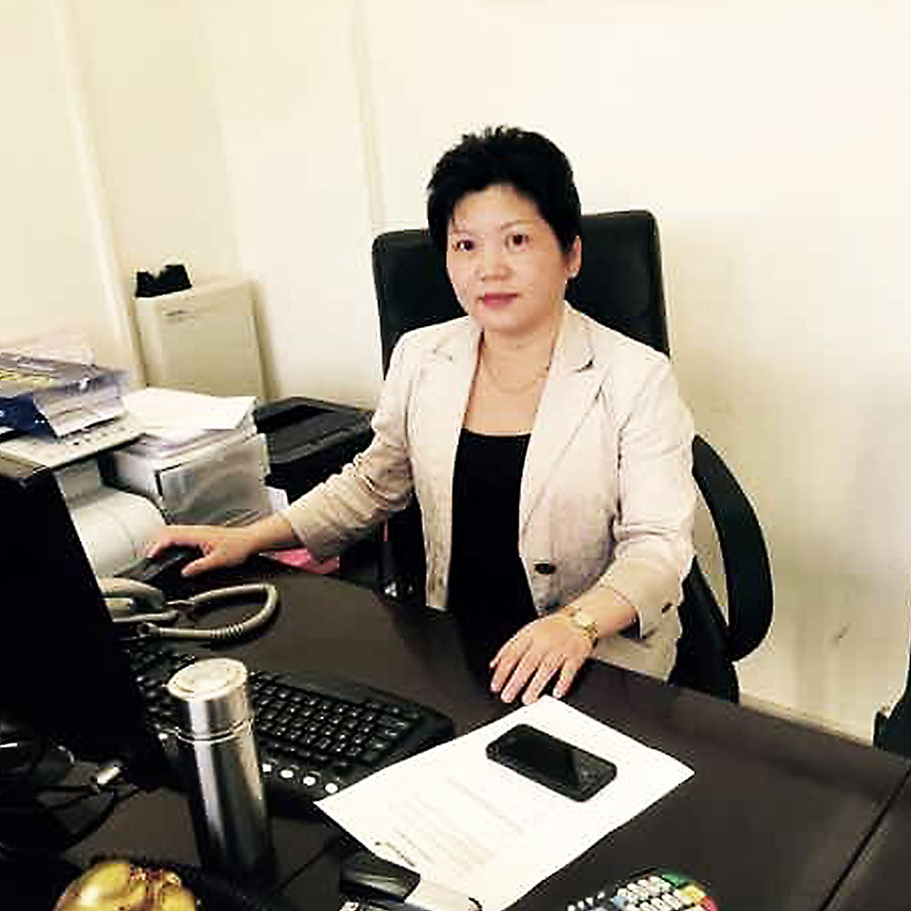 Dr. May (Yanping) Mei